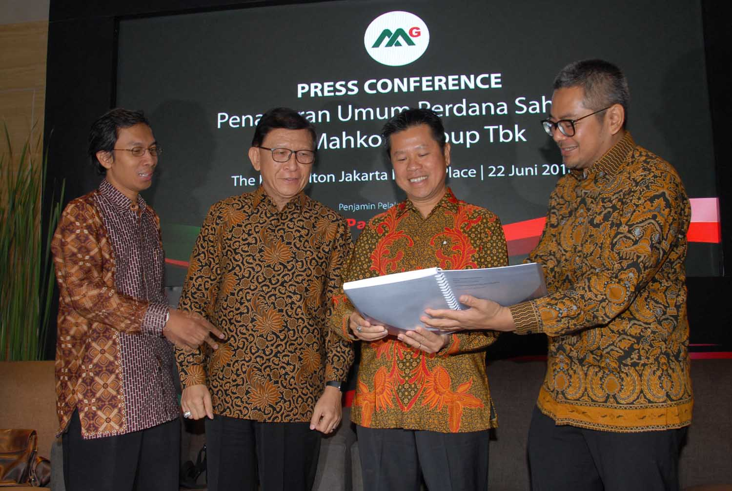 MGRO Siapkan Capex Rp 200 M