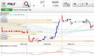Review saham PNLF